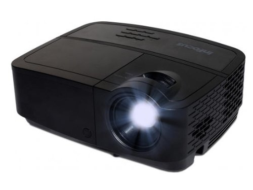 InFocus IN2126a WXGA Network Projector, 3500 Lumens, HDMI, Wireless-ready (Infocus Projector Data)