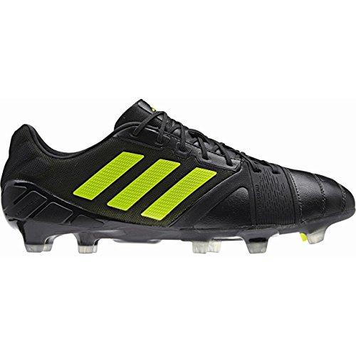 Adidas Nitrocharge 1.0 TRX FG - Botas de fútbol para hombre, color negro - black1/solsl