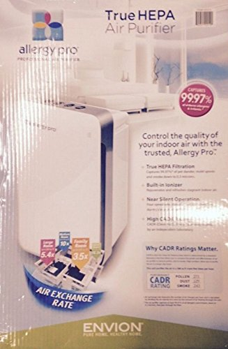 Allergy Pro AP450 Professional Air Purifier