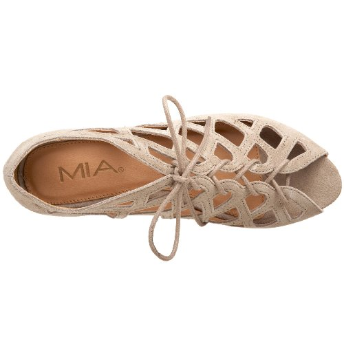 MIA Up Sand Dirty Women's Lace Botticelli 0nxTwxpq84