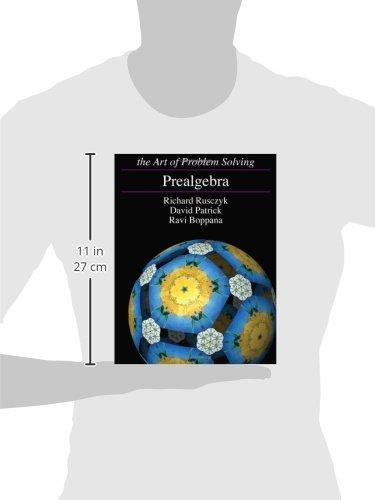 Prealgebra: Richard Rusczyk, David Patrick, Ravi Boppana ...