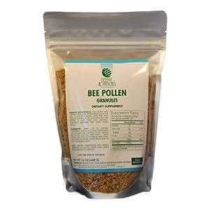 Amazon.com : Beehive Botanicals Bee Pollen Granules : Beauty