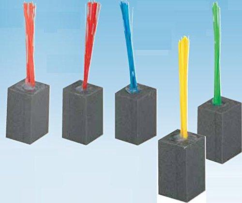 Blue Bristles Major League Base Foam (Baseball Base Plugs)