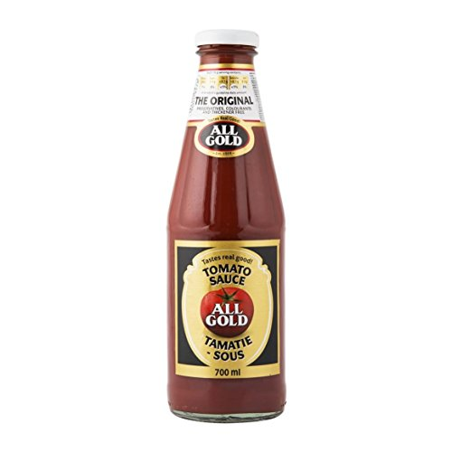 - All Gold - Tomato Sauce - 700ml (1-pack)