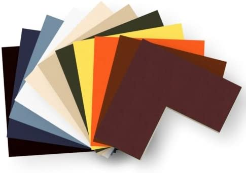 11x14 Mat for Picture Frame Black with Cream Core and 7x10 Opening Size B221MAT