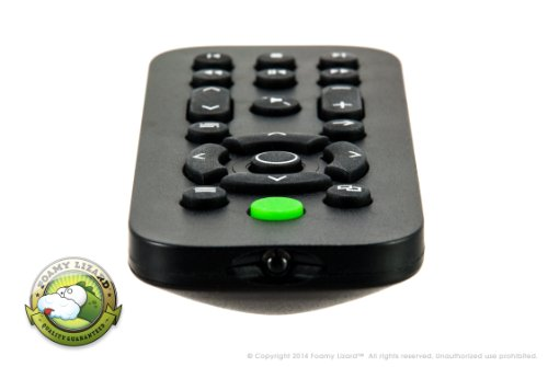 Media Remote Control for Xbox One by Foamy Lizard (TM) (ONE WEEK ONLY SALE) IR Media Remote for Xbox One Console