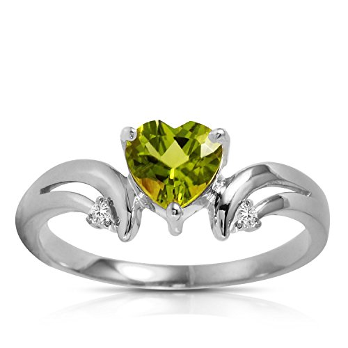 1.26 Ct Pear Diamond - 9