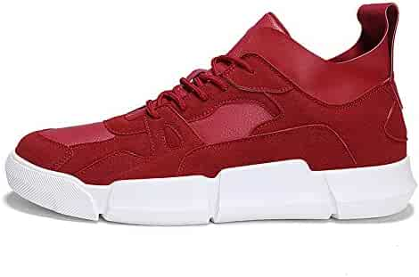 8824cb3d3249 Shopping Oliviavan - Red or Clear - Fashion Sneakers - Shoes - Men ...