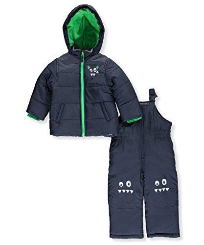 2 Piece Snowsuit - 4