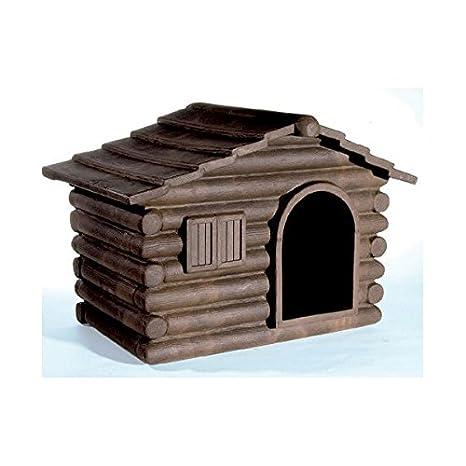 Flowers 40634 - Casetas para perros/gatos dacia marron pequeña: Amazon.es: Bricolaje y herramientas