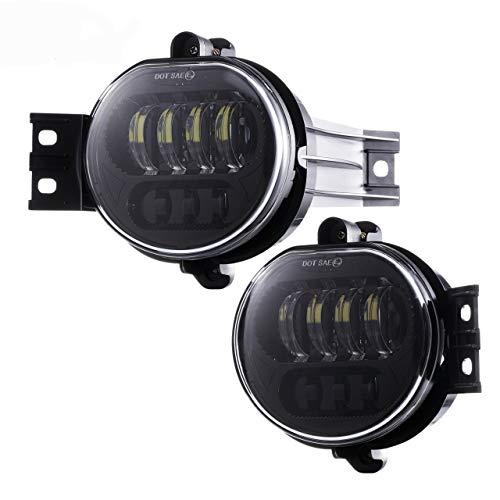 09 dodge 2500 led fog lights - 8