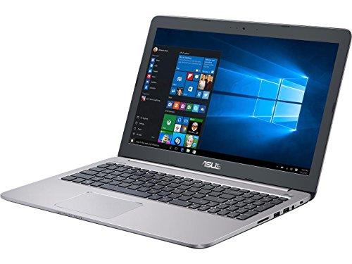 Asus K501UW 15.6 4K Ultra HD Slim Gaming Laptop i7-6500U 2,5GHz 16GB DDR4 512GB SSD GTX 960M