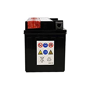 YTX9-BS 12v Motorcycle Battery fits TRIUMPH Daytona 600, 650, 675, Speed Four, Street Triple, R