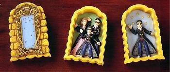 Harry Potter Mirror or Erised Magic Trinket Box by Enesco (Enesco Trinket)