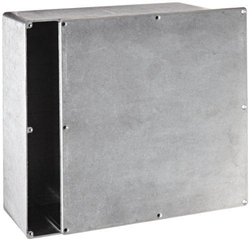 BUD Industries CN-5713 Die Cast Aluminum Enclosure, 9-27/32
