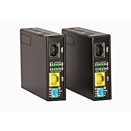 Ethernet extender kit tupavco tex-100 over phone line or cat5/cat6 cable range up to 7000ft (pair of 2pc) lan network… 1 ethernet extender kit improves network cable range limit of 328ft (100m) up to 7000ft over the phone line or existing lan network cable using only 2-wire pair in phone or ethernet cable lan extenders connects remote located devices such as pc, computer, server hub, voip phone, ip camera, modem, router to the main ethernet/internet data source plug-and-play ethernet repeater is out-of-the-box ready in most cases, it is easy to set up, no driver or software installation needed