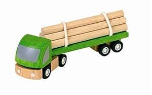 Plan Toys City Series Logging Truck