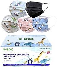 G-Box [Public Company] Kids Face Masks, Children's Face Masks Disposable, 3-Layer, Cute Cartoon Patterns(5
