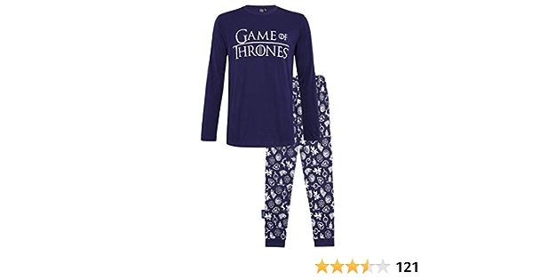 Juego de Tronos Pijama Hombre Mujer Se Acerca el Invierno ...