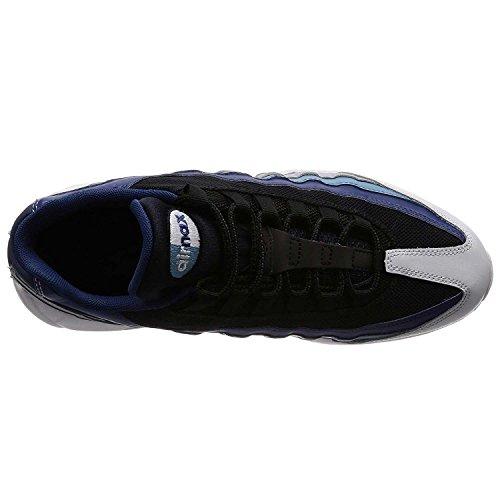 da Navy Black Nike Air Essential Noise 95 Max Scarpe Pure Platinum Uomo Grigio Ginnastica CqgqwXSW