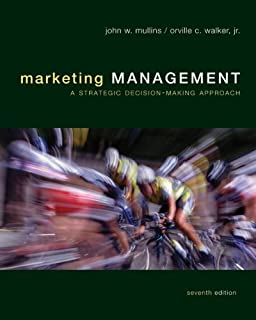 Marketing Strategy A Decision Focused Approach 7th Edition Pdf