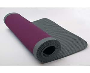 Amazon Com Nike Ultimate Pilates Mat 8mm Mulberry