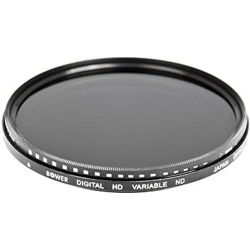 Bower FN95 Variable Neutral Density Filter 95 mm (Black)