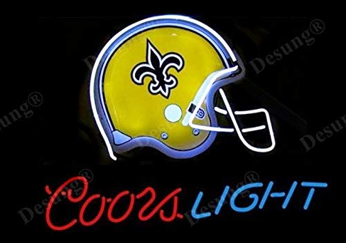 New Orleans Saints Neon Light Price Compare