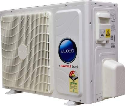 Lloyd 1 Ton 3 Star Split AC - White (LS12B32WACR, Copper Condenser) 2021 July 1 Year Comrehensive Warranty and 5 Years Warranty on Compressor from Lloyd 1 Ton : suitable for room size up to 90 sq ft 3 Star BEE Rating 2019 : For energy savings upto 15% (compared to Non-Inverter 1 Star)