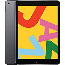 Apple iPad (10.2-Inch, Wi-Fi, 32GB) - Space Gray (Renewed)