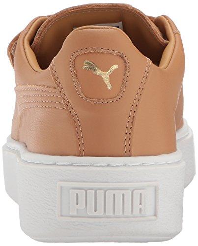 Cinturino Puma Da Donna Con Cinturino In Pelle Wn Sneaker Mela Cinnamon-puma Bianco