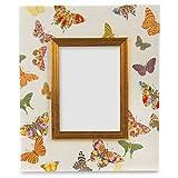 MacKenzie-Childs Butterfly Garden 4'' X 6'' Frame, Brand New, 100% Authentic.