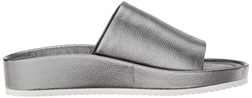 CK Jeans Womens Hope Wedge Slide Sandal Alloy HDMcZ