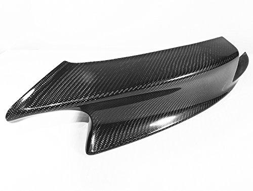 Real Carbon Fiber Front Bumper Lip Splitters For BMW 2007-2013 E90 E92 E93 M3 Sedan//Coupe//Convertible
