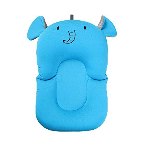 Baby Infant Safety Bath Seat Tub, Rabbit/Elephant, Chinatera