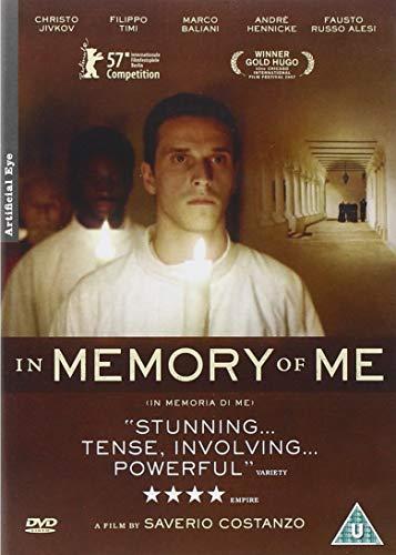 In Memory of Me ( In memoria di me ) ( In Memory of Myself ) [ NON-USA FORMAT, PAL, Reg.2 Import - United Kingdom ]