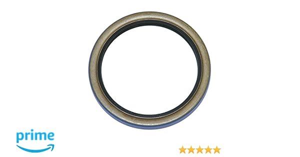 TB-H Type TCM 253373TB-H-BX NBR //Carbon Steel Oil Seal Buna Rubber 2.500 x 3.371 x 0.375