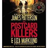 """""""The Postcard Killers [Audiobook, Unabridged] [Audio CD]"""" av LISA MARKLUND JAMES PATTERSON"""