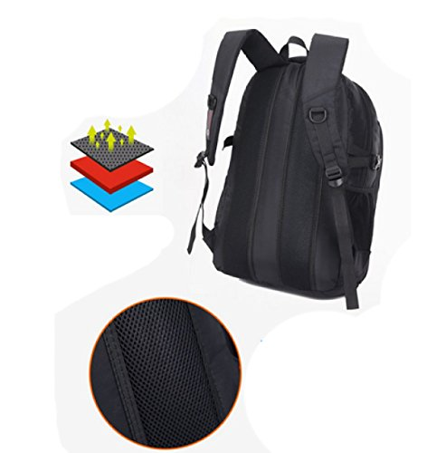 purpose Shoulder Multi Grey Leisure Bag Business Backpack Travel Laidaye YqBwdXd