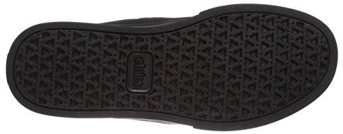 Etnies - Zapatillas de deporte de tela para niño Black/black