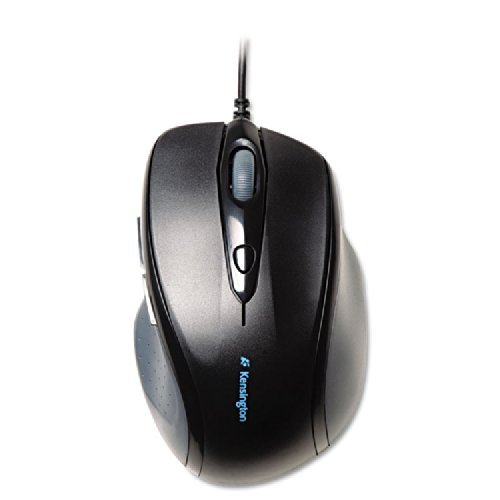 Kensington 72369 Wired Mouse, Full-Size, USB/PS2, 3-1/2