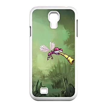 Samsung Galaxy S4 9500 Cell Phone Case White Rayman Mosquito ...