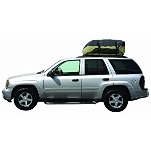 Navigator CG-09WD Aerodynamic Waterproof Cargo Carrier- 18 Cubic Feet