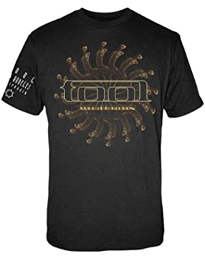 Men's Tool Spectre Spiral Vicarious Men's T-Shirt