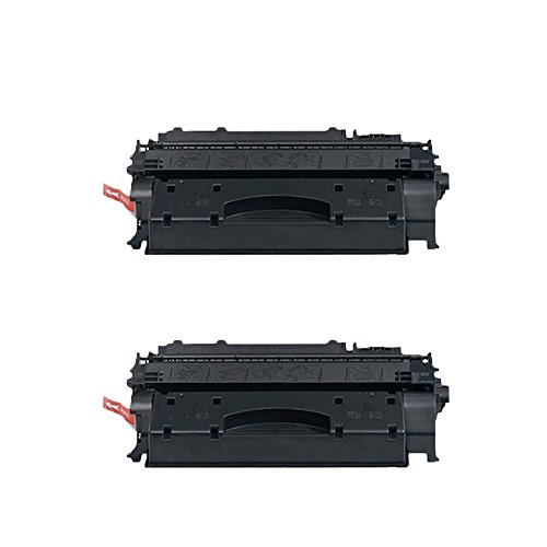 400 Compatible Inkjet Cartridge - INKMATE 2 Pack Toner CF280A Compatible for 80A Black Used in LaserJet Pro 400 M401 M425 Series Printer
