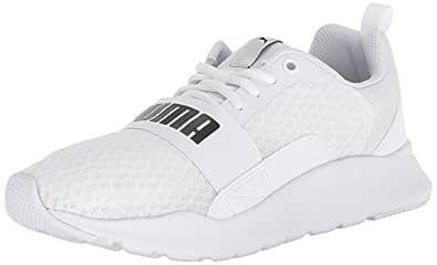 PUMA Mens 36697002 Wired White Size: 13