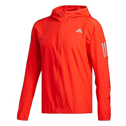 Homme Rouge Sport Veste Jacket Adidas Response Vif De qYgXgIw