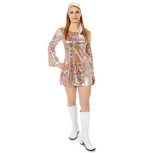 Gogo  (Flower Power Hippie Girls Costumes)