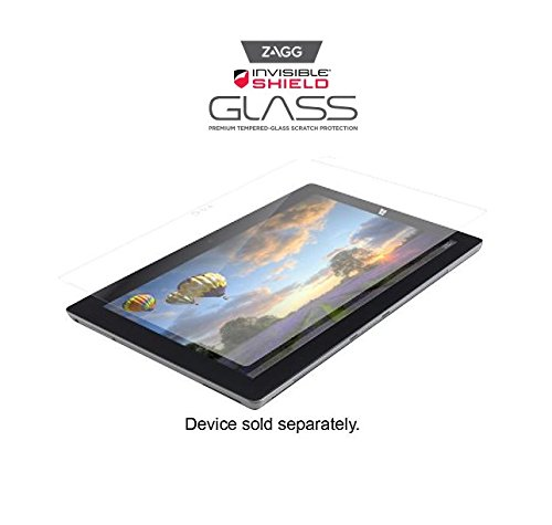 Zagg Invisibleshield Skin (ZAGG InvisibleShield Glass Screen Protector for Microsoft Surface Pro)