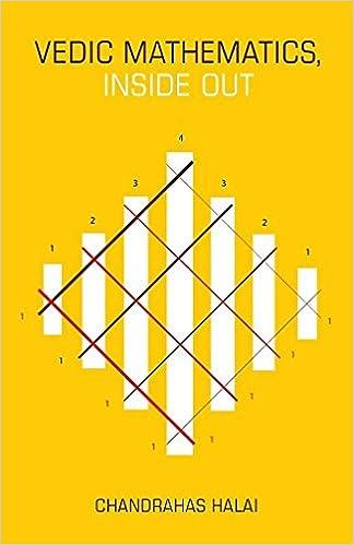 Book pdf math vedic